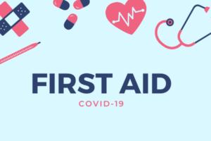 first aid covid